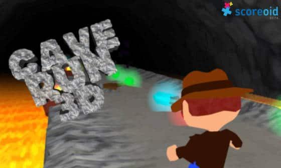 Cave_Run_3D