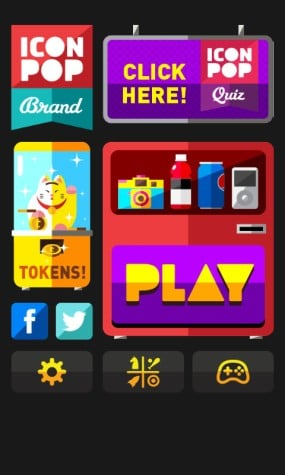 icon pop brand menu