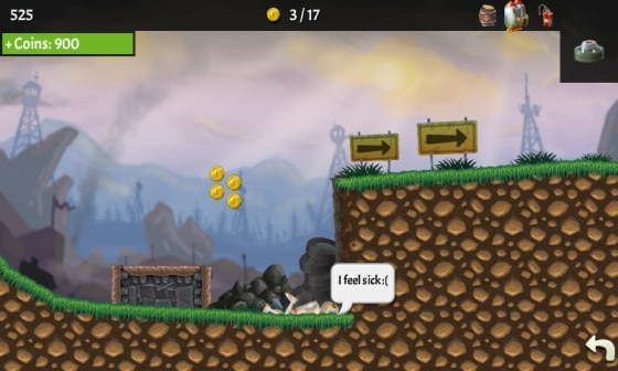 FlyJohnnyFly_App_Windows_Phone