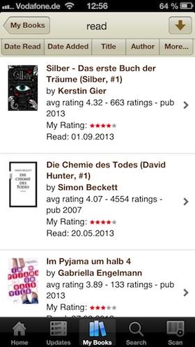 goodreads_app_buecherregal