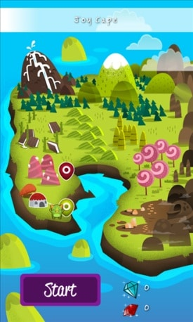 monsterup adventures app