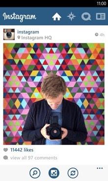 InstagramforWP