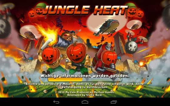 JungleHeatApp