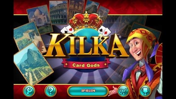 Kilka Card Gods App