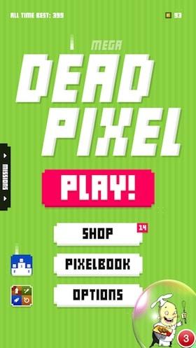 deadpixel_app_titel