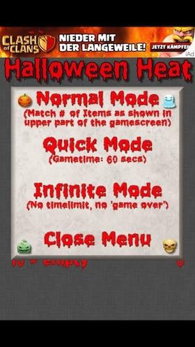 halloween_heat_app_menue