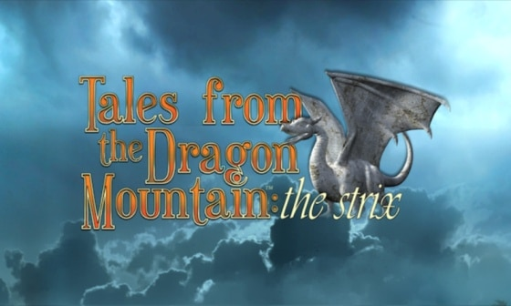 Tales from the Dragon Mountain The Strix App