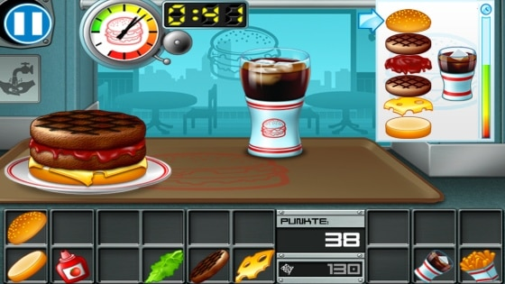 burger app magma mobile