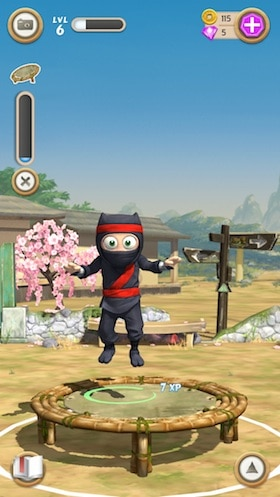 clumsyninja_app_training