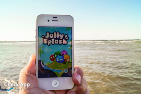 Jelly Splash App