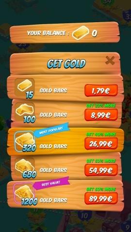 juice cubes goldbarren