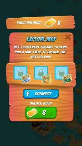 juice cubes map
