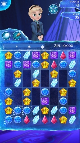 Frozen Free Fall App