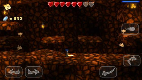 Great Caves Swordigo