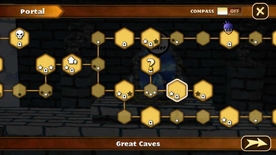 Great Caves Swordigo