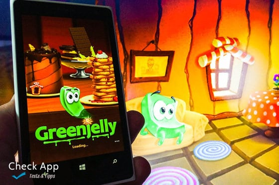 Green_Jelly_App