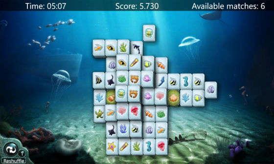 Mahjong_WindowsPhone