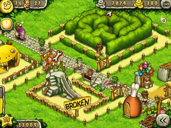 Prehistoric Park Builder Broken