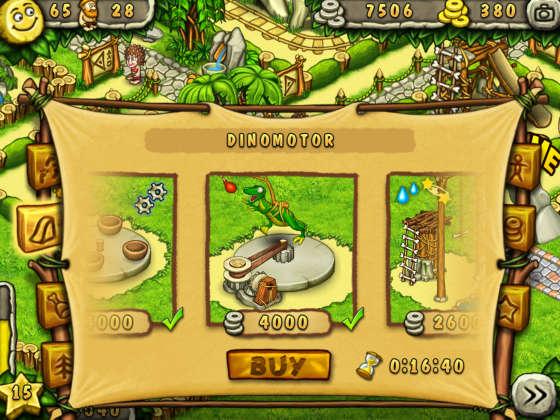 Prehistoric Park Builder Dinomotor