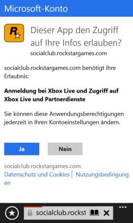 Rockstar_Games_Social_Club_Anmeldung_Xbox