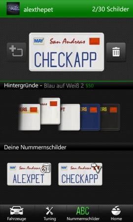 ifruit_Nummerschild
