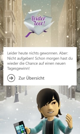 windows phone weihnachtsbaum app