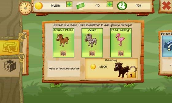 Animal Park Tycoon Sammlungen