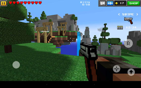 Minecraft PE Seeds Startwert CheckApp - Minecraft hauser schnell bauen