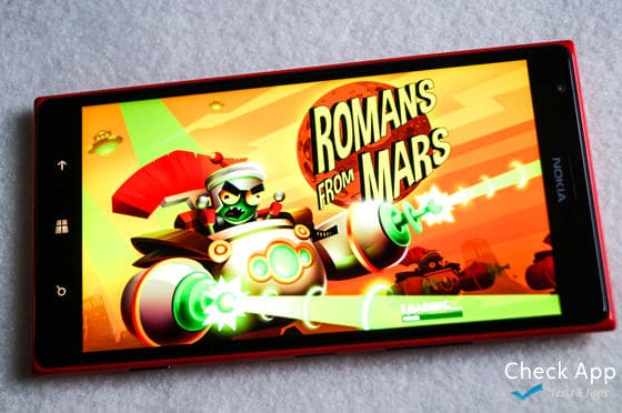 Romans_from_Mars_Windows_Phone