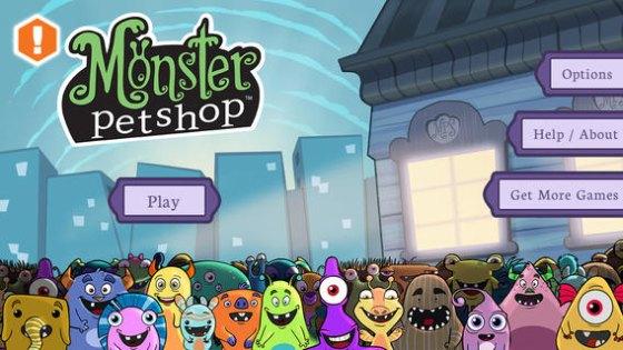 monster pet shop
