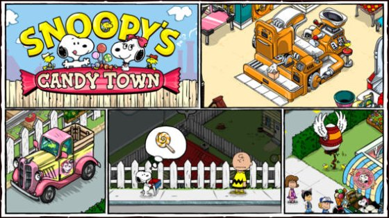 snoopys candy town tipps