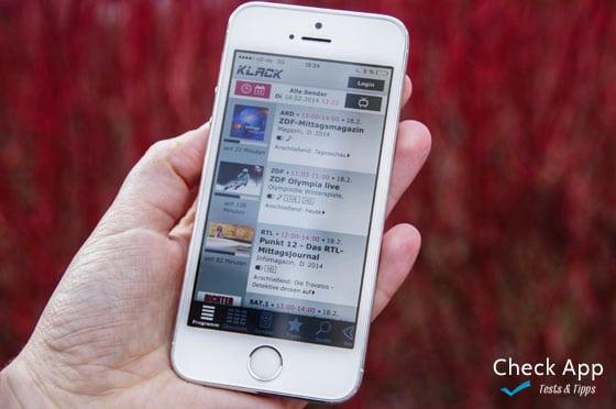 Klack_TV_App_iPhone5s