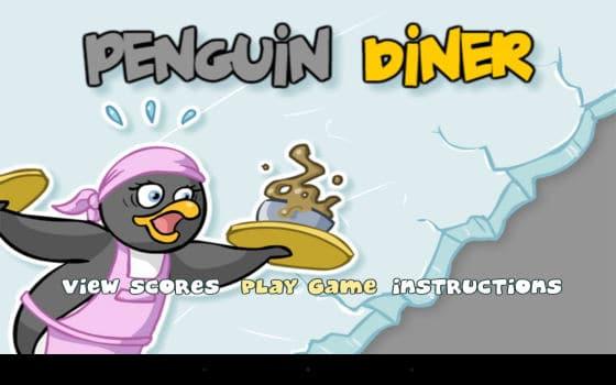Penguin_Diner_App