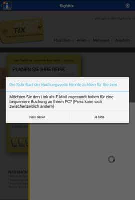 idealo_Flugsuche_Buchung_Email