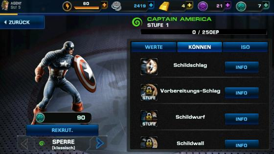 Avengers_Alliance_App_Android_Helden_Team_Captain_America_Rekrutieren