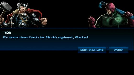 Avengers_Alliance_App_Android_Helden_Test_Thor_Wrecker_Dialog