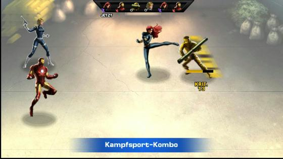 Avengers_Alliance_App_Android_Helden_Test_Widow_Attacke