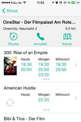 Cinery_App_Check_Kinoprogramm_Deutschland_Filme_Kinos_Ansicht