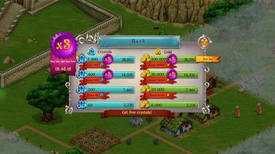 Fairy_Kingdom_App_Fable_Kingdom_Bewertung_Crystals_Menue
