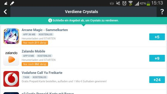 Fairy_Kingdom_App_Fable_Kingdom_Bewertung_Crystals_verdienen