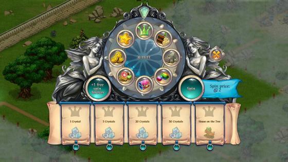 Fairy_Kingdom_App_Fable_Kingdom_Bewertung_Gluecksrad_drehen