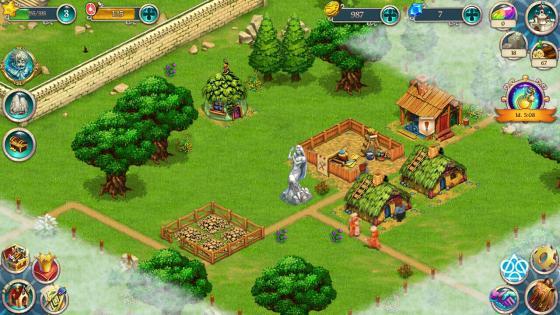 Fairy_Kingdom_App_Fable_Kingdom_Bewertung_Spielaufbau