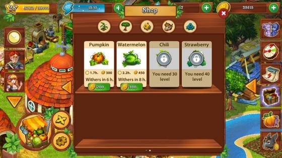 Farmdale_App_Test_Tipps_Tricks_Bewertung_Gemuese_anbauen_Kuerbis_Melone