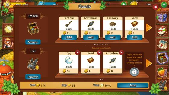Farmdale_App_Test_Tipps_Tricks_Bewertung_Warenversand