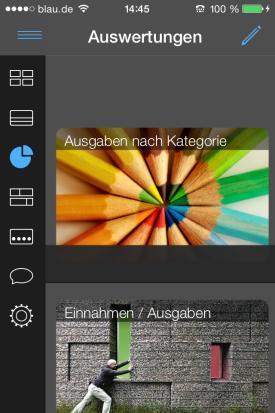 Finanzblick_App_Check_Android_Auswertungen_Darstellung_iphone