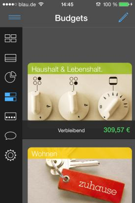 Finanzblick_App_Check_Android_Budgets_Darstellung_iphone
