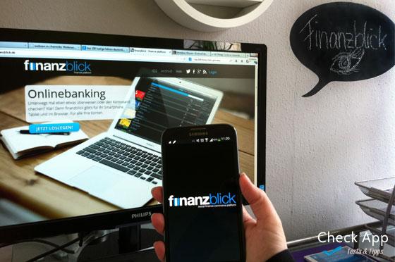 Finanzblick_App_Check_Android_Titel