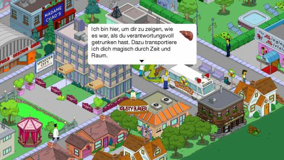 Simpsons_App_St_Patricks_Day_Leber_Quest