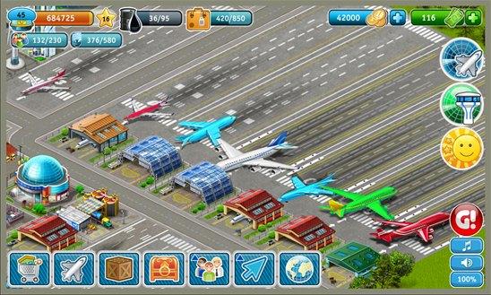 airport city flughafen