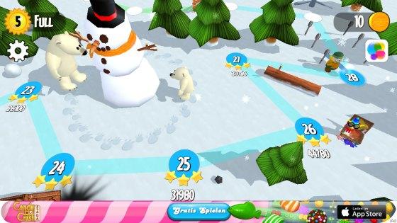 snow spin app